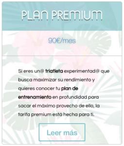 Plan Premium 2020